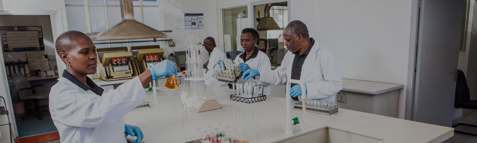 Home Scientific Services South Africa